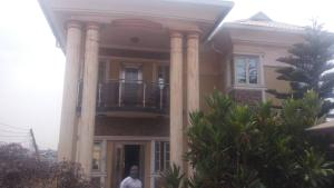 7 bedroom Detached Duplex House for sale College Road  Ogba Bus-stop Ogba Lagos
