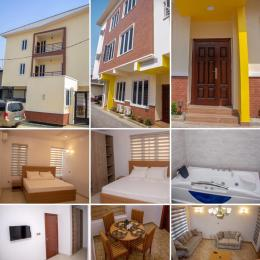 4 bedroom Terraced Duplex House for sale in a secured serene environment at Adeniyi Jones Adeniyi Jones Ikeja Lagos