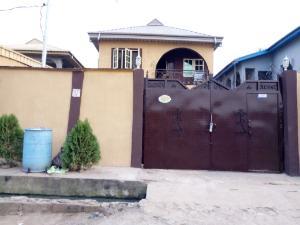 1 bedroom mini flat  Flat / Apartment for rent Dada olowu street  by General bus stop; Abule Egba Abule Egba Lagos
