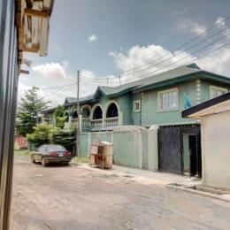Blocks of Flats House for sale Oke Afa Isolo Lagos