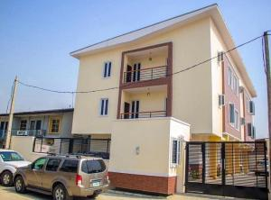 4 bedroom Terraced Duplex House for sale Within Estate off Adeniyi Jones Ikeja Lagos
