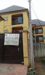 2 bedroom Flat / Apartment for rent Alor street man city bus stop  Ago palace Okota Lagos