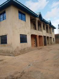 3 bedroom Blocks of Flats House for sale Ogbere housing estate, Ona Ara local government, off oluloyo estate, behind police barracks Ibadan Oyo