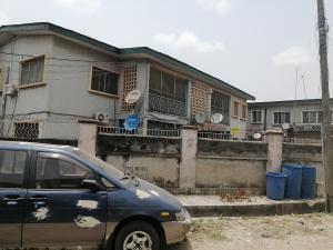 3 bedroom Blocks of Flats House for sale Eric Manuel  Bode Thomas Surulere Lagos
