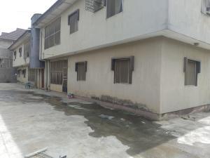 3 bedroom Blocks of Flats House for sale Inside Gamade Estate Egbeda Lagos Egbeda Alimosho Lagos