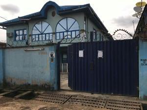 Blocks of Flats House for sale Arowoye Street Ladipo Mushin Lagos