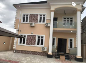 4 bedroom House for sale Grace Estate Near Idi-Ishin Jericho Ibadan Oyo - 0