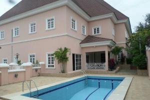 6 bedroom Detached Duplex House for sale maitama Abuja Maitama Abuja