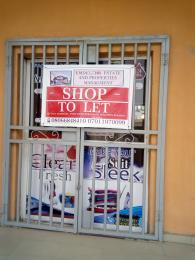 1 bedroom mini flat  Shop Commercial Property for rent After liberty junction  Kubwa Abuja