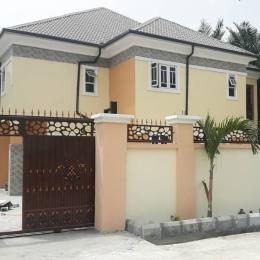 5 bedroom Semi Detached Duplex House for rent Off Peter Odili Road  Trans Amadi Port Harcourt Rivers