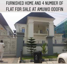 6 bedroom Terraced Duplex House for sale Amuwo odofin Amuwo Odofin Amuwo Odofin Lagos