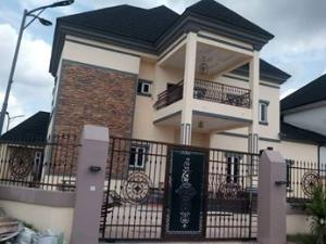 4 bedroom Detached Duplex House for sale inside HARMONY/ AIRFORCE ESTATE, ELIOZU, PORT HARCOURT, RIVERS STATE, NIGERIA Eliozu Port Harcourt Rivers