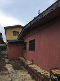 Detached Bungalow House for sale Liasu road by council bus stop Lagos council Egbe/Idimu Lagos