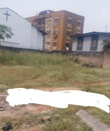 Land for sale Jalupon street off adeniran ogunsanya street  Adeniran Ogunsanya Surulere Lagos