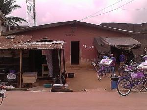House for sale The Apostolic grammar school Ketu Kosofe/Ikosi Lagos - 0