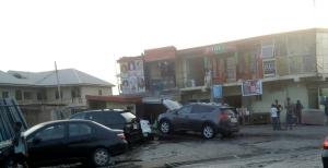 Commercial Property for sale - Ire Akari Isolo Lagos