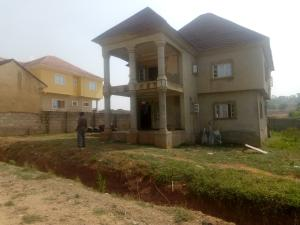 4 bedroom Detached Duplex House for sale Inside Mega Bond Estate in Gwarinpa  Gwarinpa Abuja