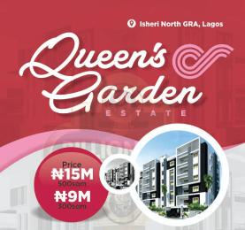 Residential Land Land for sale Few minutes drive from F.M Station Isheri Egbe/Idimu Lagos