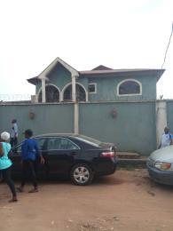 3 bedroom Blocks of Flats House for sale Carwash bus stop egbeda Idimu road, unity Estate Egbeda Egbeda Alimosho Lagos