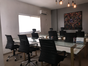 Workstation Co working space for rent 109 Awolowo Road Ikoyi Lagos