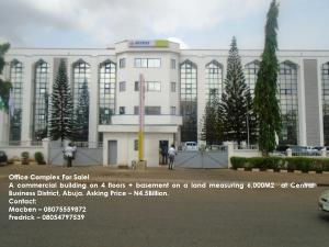 Office Space Commercial Property for sale central business district Central Area Abuja