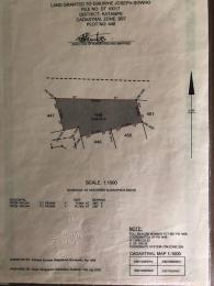 Commercial Land Land for sale Katampe Main Abuja