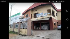 Commercial Property for sale Ago Taylor Area, along Odo Ona/Apata Road Ibadan Oyo