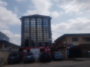 Office Space Commercial Property for rent ... Opebi Ikeja Lagos