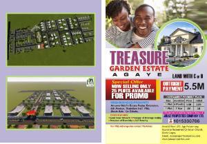 Mixed   Use Land Land for sale Iju ododo,Lagos State Festac Amuwo Odofin Lagos