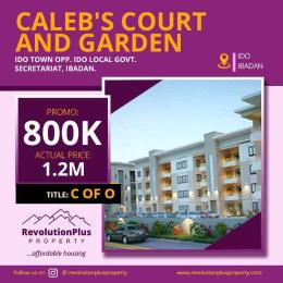 Mixed   Use Land Land for sale By Ido local government secretariat Omi Adio Ibadan Oyo