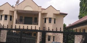 5 bedroom Detached Duplex House for sale Kuranakh close, off Amazon Street  Maitama Abuja