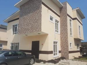 4 bedroom Detached Duplex House for sale Pearle nuga Monastery road Sangotedo Lagos