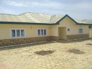 3 bedroom Detached Bungalow House for rent Volta's Street, Suncity Estate Galadinmawa Abuja