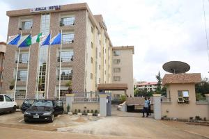 10 bedroom Hotel/Guest House Commercial Property for sale The Heart of Garki, Abuja Garki 1 Abuja