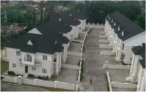 3 bedroom Terraced Duplex House for rent Olive court behind Governor's residence secretariat GRA Agodi Ibadan Oyo