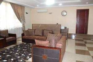 3 bedroom Flat / Apartment for shortlet Julius Nyere Street,  Asokoro Abuja