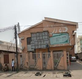 Detached Duplex House for sale on main road Alagomeji Yaba Lagos