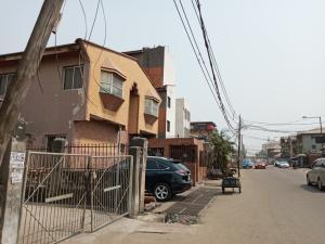 Detached Duplex House for sale Queen Street Alagomeji Yaba Lagos