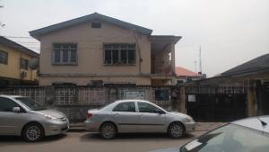 Blocks of Flats House for sale Harvey Road, Off Montgomery Road, Yaba.  Sabo Yaba Lagos