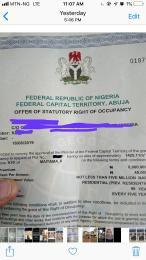 Land for sale maitama II Maitama Abuja