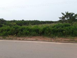 Land for sale One man village after Muhammed Buhari int'l mkt along Abuja-keffi expressway. Karu Nassarawa