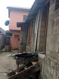 Detached Duplex House for sale Ago palace way, by Famileke Bus stop. Okota Ago palace Okota Lagos