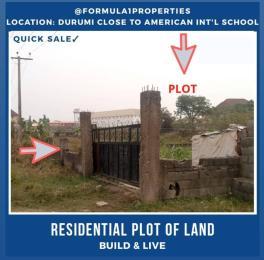 Residential Land Land for sale Off Christ Embassy Church/American International School Durumi Abuja