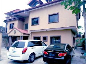4 bedroom Detached Duplex House for sale New oko oba inside Estate Oko oba Agege Lagos