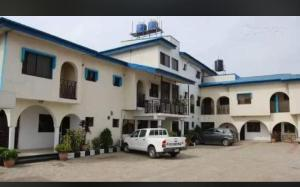 10 bedroom Hotel/Guest House Commercial Property for sale Fastac  Festac Amuwo Odofin Lagos