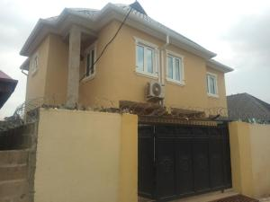 3 bedroom Detached Duplex House for sale Obawole Ifako-ogba Ogba Lagos