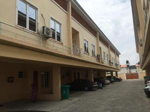 3 bedroom Terraced Duplex House for shortlet .... Ikota Lekki Lagos