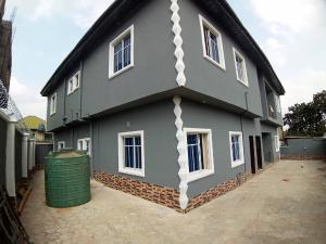 2 bedroom Flat / Apartment for rent Shagari estate mosan ipaja Lagos  Ipaja road Ipaja Lagos