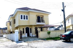 4 bedroom House for sale Orange drive Crown Estate Ajah Lagos