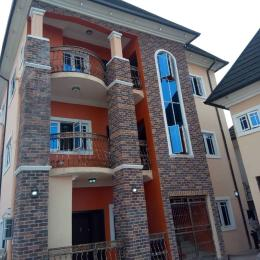 1 bedroom mini flat  Mini flat Flat / Apartment for rent Off Eliozu Shell Cooperative Road in an Estate Eliozu Port Harcourt Rivers